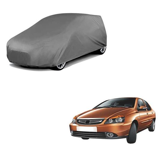 Picture of Car Body Cover For Tata Indigo CS - Matty Grey