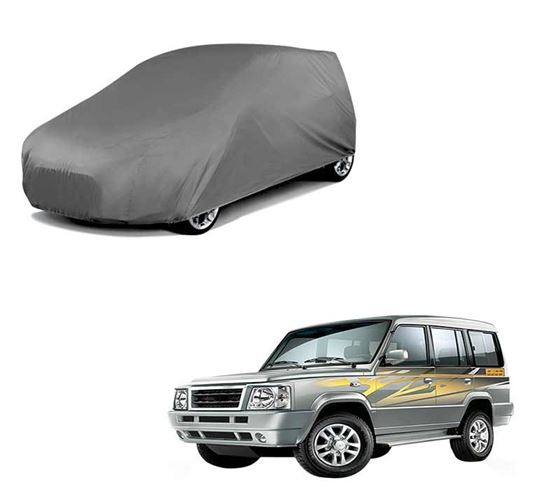 Picture of Car Body Cover For Tata Sumo - Matty Grey