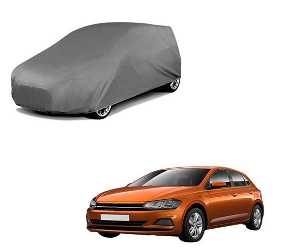 Picture of Car Body Cover For Volkswagen Polo - Matty Grey