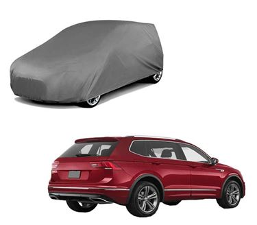 Picture of Car Body Cover For Volkswagen Tiguan 2020 - Matty Grey