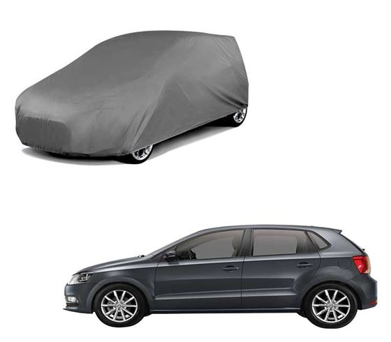 Picture of Matty Grey Car Body Cover For Volkswagen Polo GT - Grey