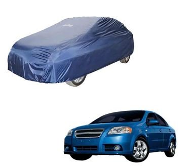 Picture of Parachute Blue Car Body Cover For Chevrolet Aveo