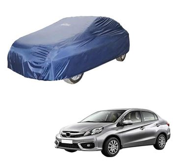 Picture of Parachute Blue Car Body Cover For Honda Amaze
