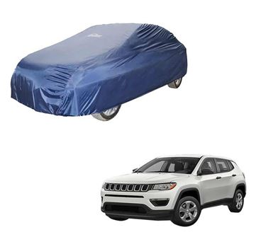 Picture of Parachute Blue Car Body Cover For Jeep Compass - Parachute Blue