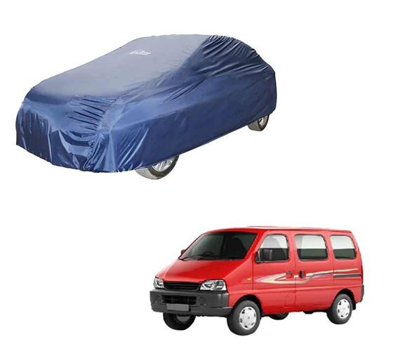Picture of Parachute Blue Car Body Cover For Maruti Eeco