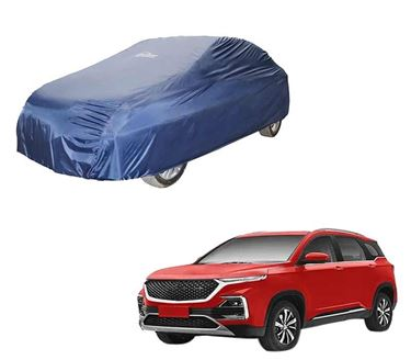 Picture of Parachute Blue Car Body Cover For MG Hector 2019 - Parachute Blue