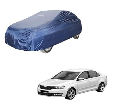 Picture of Parachute Blue Car Body Cover For Skoda Rapid