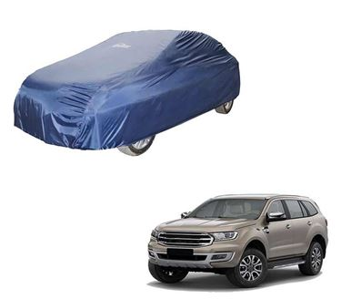 Picture of Parachute Blue Car Body Cover Compatible with Ford Endeavour 2020 - Parachute Blue