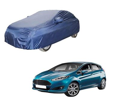 Picture of Parker Blue Car Body Cover For Ford Fiesta
