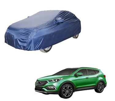 Picture of Parker Blue Car Body Cover For Hyundai SantaFe