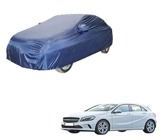 Picture of Parker Blue Car Body Cover For Mercedes Benz A180