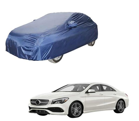 Picture of Parker Blue Car Body Cover For Mercedes Benz CLA