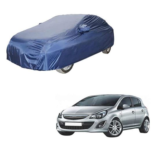 Picture of Parker Blue Car Body Cover For Opel Corsa