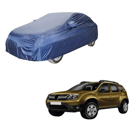 Picture of Parker Blue Car Body Cover For Renault Duster