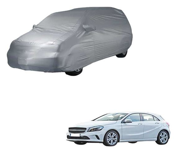 Picture of Parx Silver Car Body Cover For Mercedes Benz A180