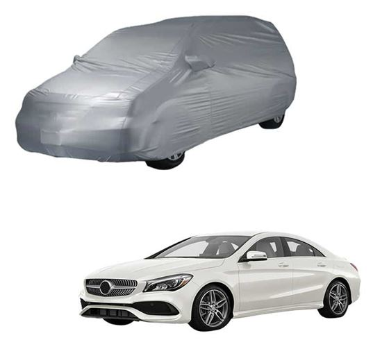 Picture of Parx Silver Car Body Cover For Mercedes Benz CLA