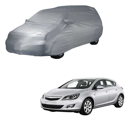 Picture of Parx Silver Car Body Cover For Opel Astra