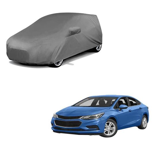 Picture of Car Body Cover For Chevrolet Cruze - Premium Grey