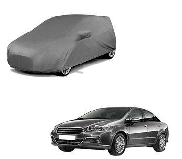 Picture of Car Body Cover For Fiat Linea - Premium Grey