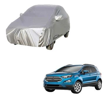 Picture of Premium Silver Car Body Cover For Ford EcoSport