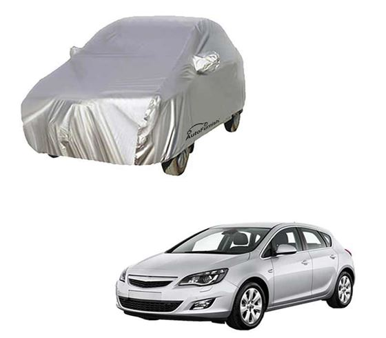 Picture of Premium Silver Car Body Cover For Opel Astra