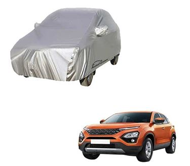 Picture of Premium Silver Car Body Cover For Tata Harrier 2019