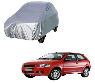 Picture of Silver Car Body Cover For Fiat Palio NV
