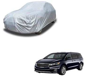 Picture of Glaze Waterproof Heat Resistant Car Body Cover Compatible With KIA Carnival 2020 - Glaze Silver