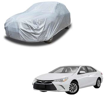 Picture of Glaze Waterproof Heat Resistant Car Body Cover Compatible With Toyota Camry - Glaze Silver