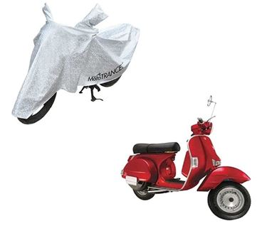 Picture of Aero Silver 100% Waterproof Two Wheeler Cover For LML Star Euro 150