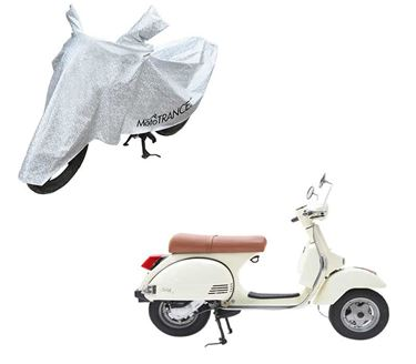 Picture of Aero Silver 100% Waterproof Two Wheeler Cover For LML Star Euro 200