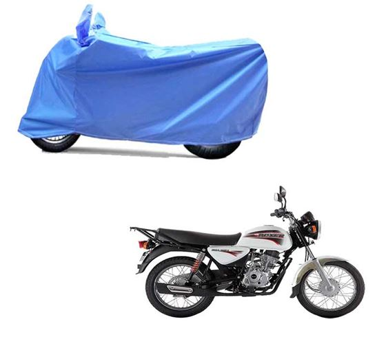 Picture of Aqua Two Wheeler Cover For Bajaj Boxer AT