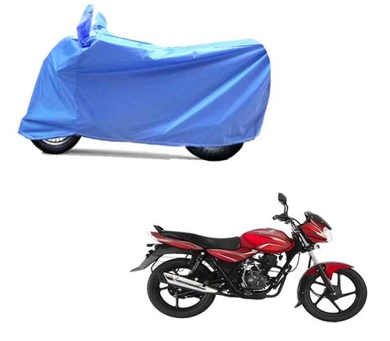 Picture of Aqua Two Wheeler Cover For Bajaj Discover 100M