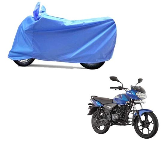 Picture of Aqua Two Wheeler Cover For Bajaj Discover 110