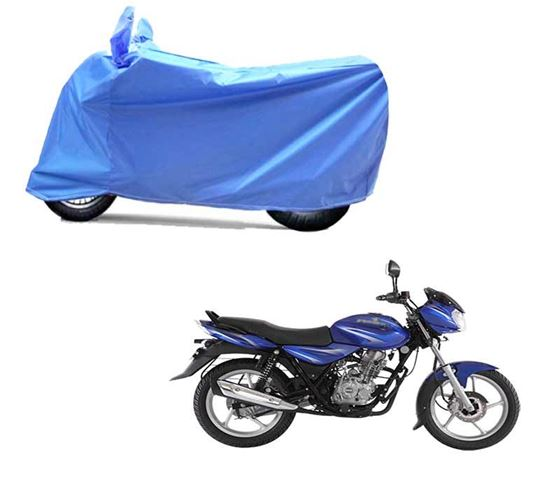 Picture of Aqua Two Wheeler Cover For Bajaj Discover 125