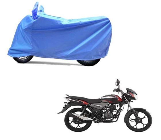 Picture of Aqua Two Wheeler Cover For Bajaj Discover 135