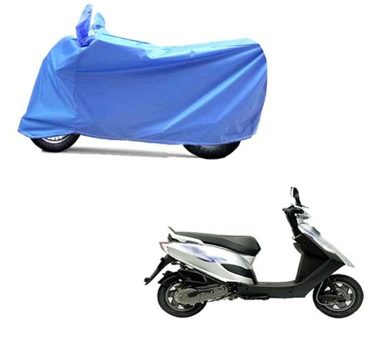 Picture of Aqua Two Wheeler Cover For Bajaj Kristal