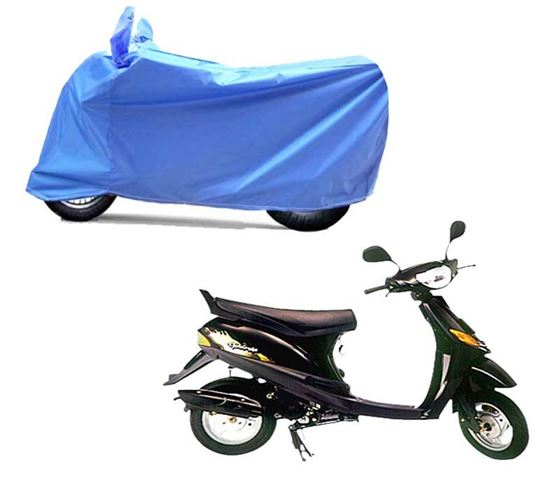 Picture of Aqua Two Wheeler Cover For Bajaj Spirit