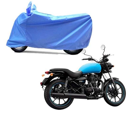 Picture of Aqua Two Wheeler Cover For Royal Enfield Thunderbird 500