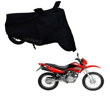 Picture of Black Two Wheeler Cover For Hero Impulse