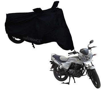Picture of Black Two Wheeler Cover For LML Freedom