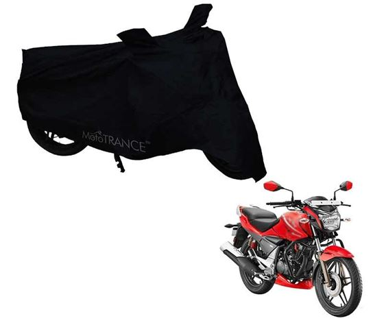 Picture of Black Two Wheeler Cover For Hero Xtreme Sports