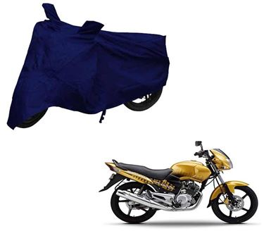 Picture of Blue Two Wheeler Cover For Yamaha Gladiator Graffitti