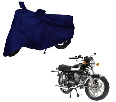 Picture of Blue Two Wheeler Cover For Yamaha RD 350