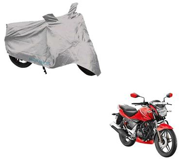 Picture of Silver Two Wheeler Cover For Hero Xtreme Sports