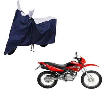 Picture of Sporty Blue Two Wheeler Cover For Hero Impulse