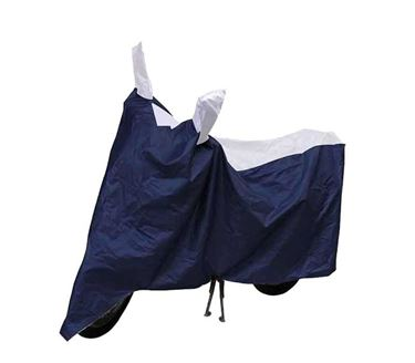 Picture of Universal Two Wheeler Body Cover - Sporty Blue