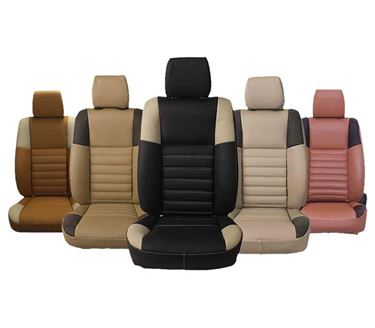 Picture of (HT-503 Dawn) Nissan Magnite 2020 3D Custom PU Leather Car Seat Covers