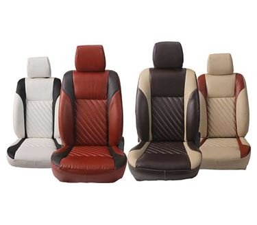 Picture of (PL-202 Repose) KIA Seltos 2019 Custom-fit Leatherette 3D Car Seat Covers
