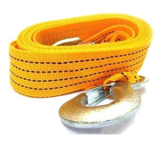 Picture of Heavy Duty Car Towing Rope 3 Ton Capacity 5 Meter
